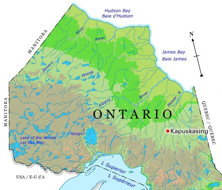 map of canada with provinces with Kapuskasing on PC000901 besides 5003 additionally Cape Verde additionally Carte also Iran Quiz.