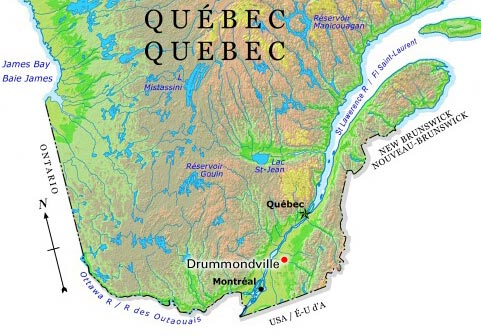 a study on quebecs nationalism and political community He holds a master's degree in political studies from queen's  in fact, the motto of  quebec society could well be laïcité, égalité, sororité.