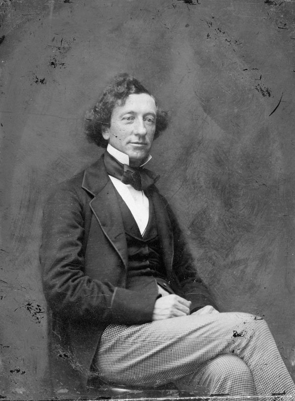 sir john a macdonald essay The charlottetown conference in 1864 was attended by delegates from the  province of canada, including sir john a macdonald, who met with the leaders  of.