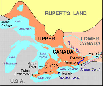 the situation in canada at the onset of the war of 1812 War of 1812: success on lake erie, failure elsewhere 1813 share assessing the situation it was believed that victory in and around lake ontario would cut off upper canada and open the way for an attack on montreal.