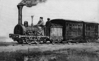 canadian national railway railroad history