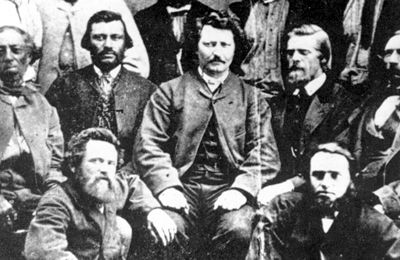 metis uprising The north west rebellion was a brief conflict on the canadian prairies in spring of 1885 but its outcome had a lasting affect on a nation the man at the centre of uprising – métis leader.